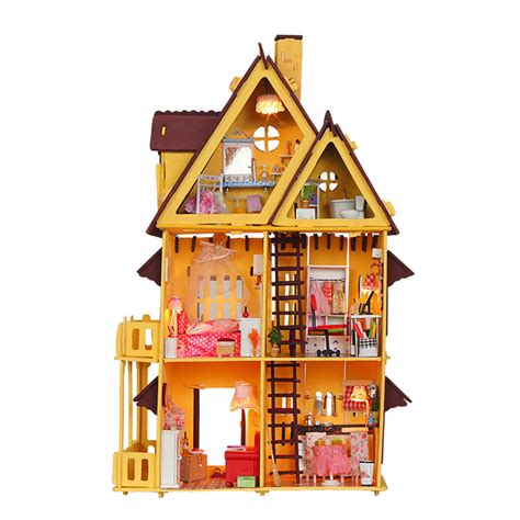 new doll house new doll house 28 images new diy wooden doll house miniatura dollhouse miniature