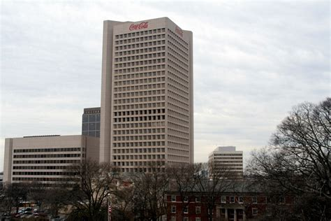 Coca Cola Atlanta Office by The Coca Cola Company En Atlanta Megaconstrucciones
