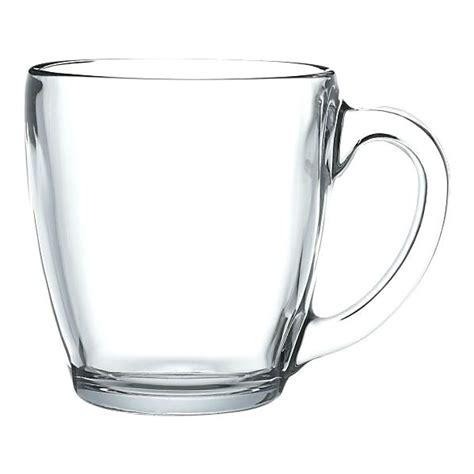 Gelas Clear Mug small glass coffee cups instavite me