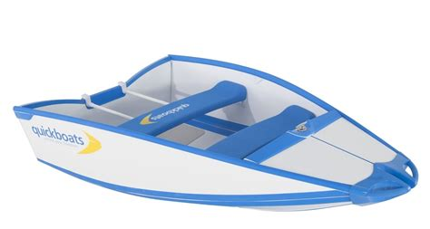 origami foldable boat quickboats folding boats no trailers no storage hassles