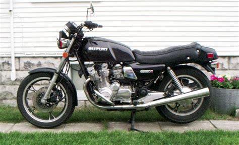 1982 Suzuki Gs 850 Santanoriess 1982 Suzuki 850