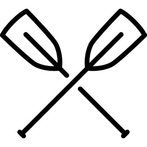 oars free other icons - Boat Oars Icon