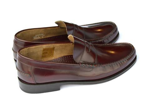 loake loafers oxblood loafers loake princetons 02 mod shoes