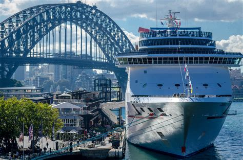 Can I Work On A Cruise Ship With A Criminal Record Australia Needs To Invest If It Wants The Tourism Boom To