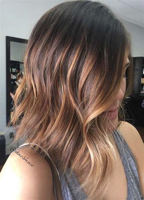 Modele Couleur Cheveux by Modele Couleur De Cheveux Tendance Coloration Des