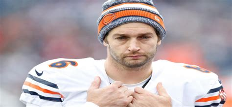 jay cutler benched report jay cutler was nearly benched