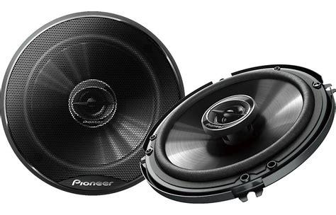 Speaker Mobil Pioneer 2 Way 1 Set 6 5 Inch Ts F1634r 200w 2way Audio pioneer ts g1645r 6 1 2 quot 2 way car speakers