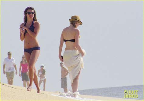 Lq Lea Navy pin cabo san lucas cover up bikinimo swimwear on