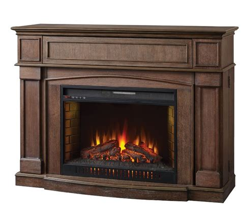 Homedepot Electric Fireplace by Marlene 56 Inch Infrared Electric Fireplace Mantel The Home Depot Canada