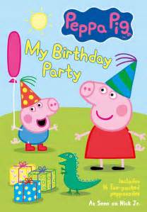 peppa pig birthday party save spend