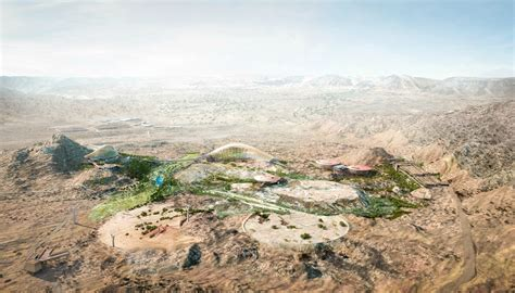 Oman Botanic Garden World S Largest Botanical Garden To Bloom In The Desert Of Oman Inhabitat Green Design