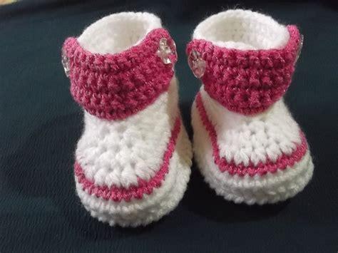 modelos de zapatitos tejidos de lana modelos de sandalias para bebes