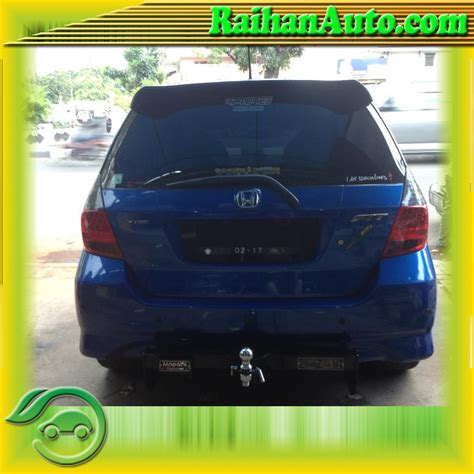 Towing Bar Honda Jazz Gd3 jual towing bar honda jazz gd3 raihan auto