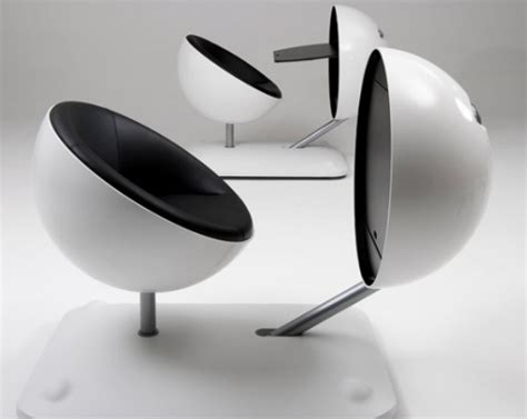 futuristic desk dadka modern home decor and space saving furniture for