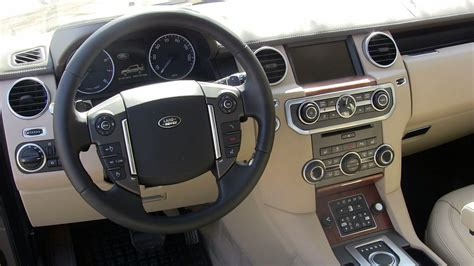land rover lr4 interior 2014 land rover lr4 hse same but different review