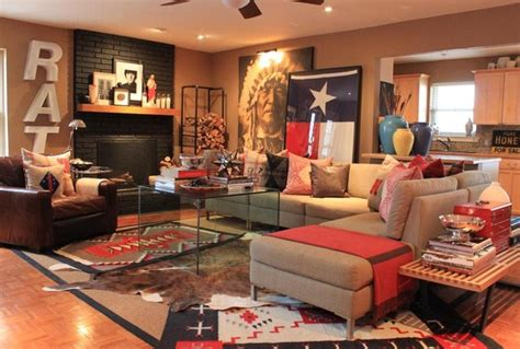 texas home decor ideas den southwestern living room dallas by the