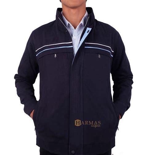 Jaket Seragam Kantor jaket tg 048 1 konveksi seragam kantor seragam kerja
