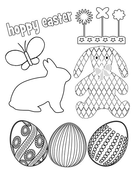 printable images for easter party simplicity free easter printables kids coloring