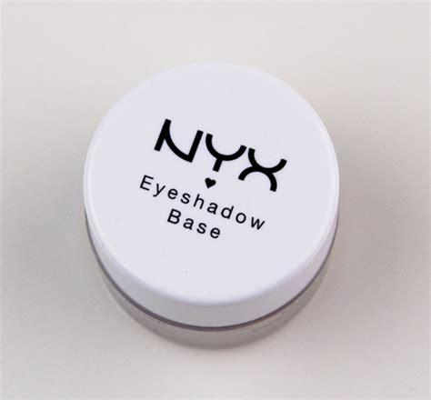 Eyeshadow Basah nyx eyeshadow base review photos swatches