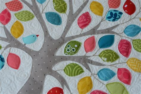 applique patterns hyacinth quilt designs tree appliqu 233