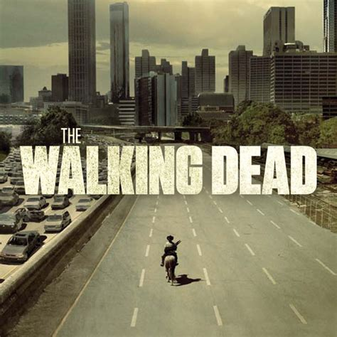 Tv Series The Walking Dead exclusive with viviana chavez miranda morales