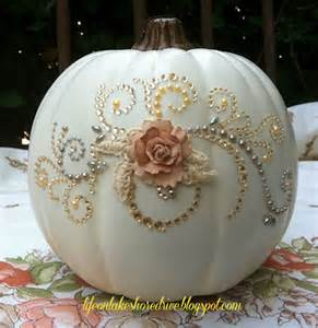 Tiny Feet Baby Shower Decorations - pumpkin decorating ideas without all the carving