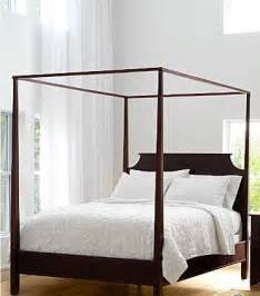 Canopy Bed Houzz New Market Maple Four Poster Bed Traditional Canopy