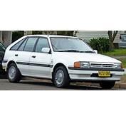 1985 1987 Ford Laser KC Ghia 5 Door Hatchback 01