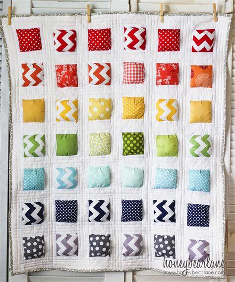 new puff quilt pattern island