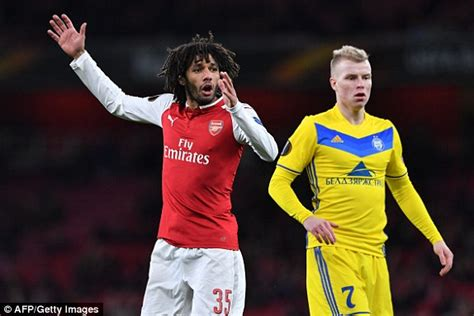 arsenal bate highlights arsenal 6 0 bate result all the europa league action