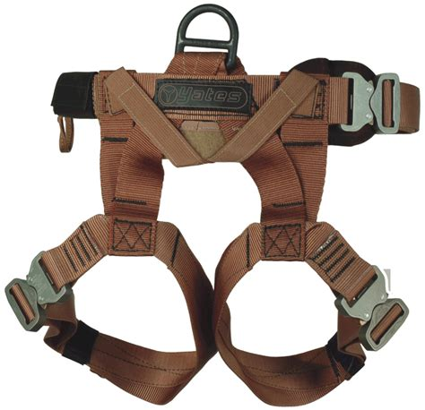 tactical harness yates gear 320c usn tactical rappel belt