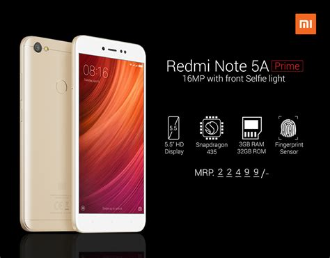 Auto Focus Transparant For Redmi Note 5a With Dust xiaomi redmi note 5a prime price in nepal features and more
