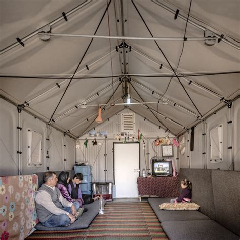ikea flat pack homes ikea produces amazing flat pack refugee shelters for un in
