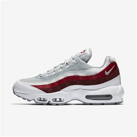 Nike Air White nike air max 95 essential quot white team quot shoe engine