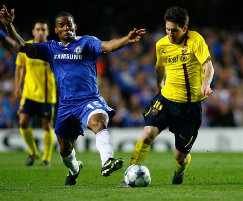 chelsea x barcelona lionel messi photos chelsea v barcelona uefa chions