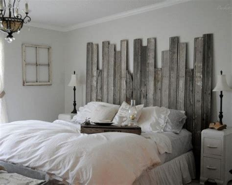 bedroom ideas on pinterest headboard ideas plank barn board headboard master bedroom pinterest