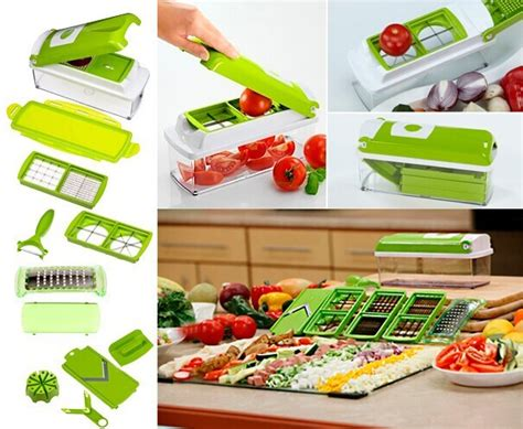 Multi Kitchen Set Dari Jaco nicer dicer genius profesional multi kitchen set alat pemotong 11in1 jaco vegetable cutter