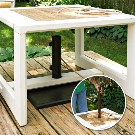 Umbrella Stand For Patio Table Best 20 Table Umbrella Ideas On Patio Table Umbrella Umbrella For Patio And