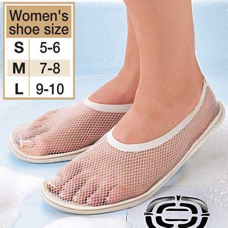 home non slip shower shoes
