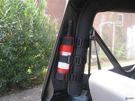 rugged ridge extinguisher holder rugged ridge jeep extinguisher holder