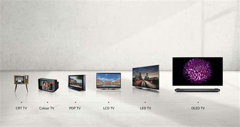 when did color tv began lg oled tv