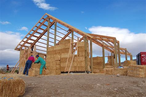 Load Bearing Straw Bale House Plans Ellensburg Straw Bale Construction Workshop