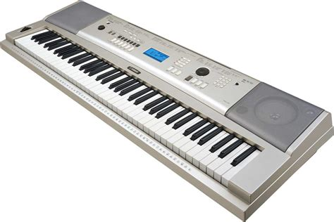 Keyboard Yamaha Yamaha Ypg 235 76 Key Portable Grand Keyboard New
