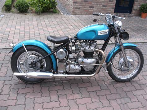 Triumph Motorrad In England Kaufen by Neu 360 Englische Triumph Thunderbird 6 T Oldtimer