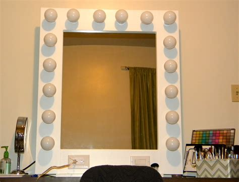 full mirror with lights vanity mirrors with lights 17 best ideas about makeup