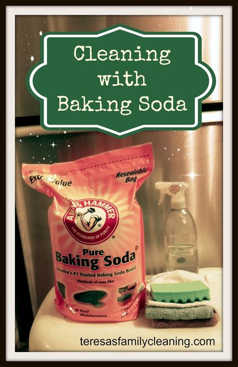 how to clean with baking soda 61 best images about uses of baking soda on pinterest
