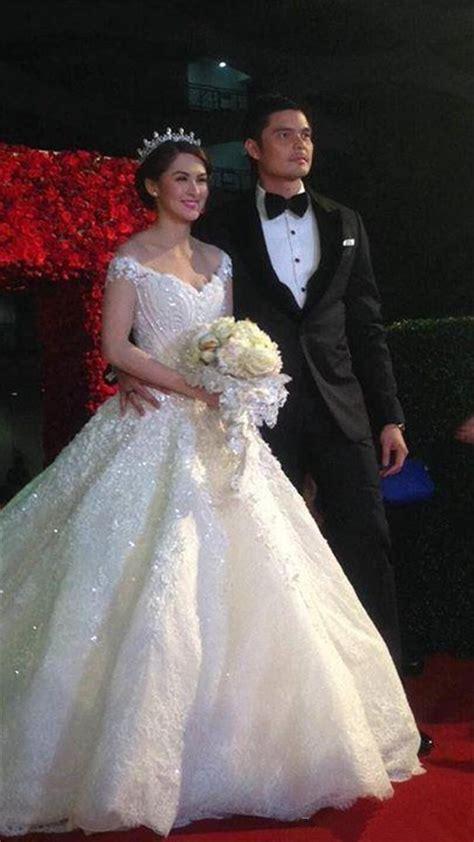 Latest Off Shoulder White Ball Gown  Ee  Wedding Ee   Dress Popular
