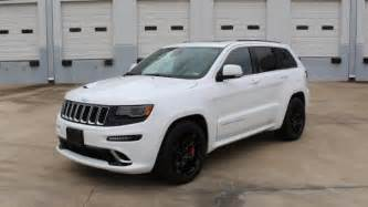 2015 jeep grand srt information and photos