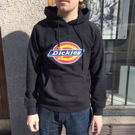 Sweater Dickies Original Dickies Nevada Hoodie Black Sivletto