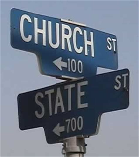 constitution separation of church and state